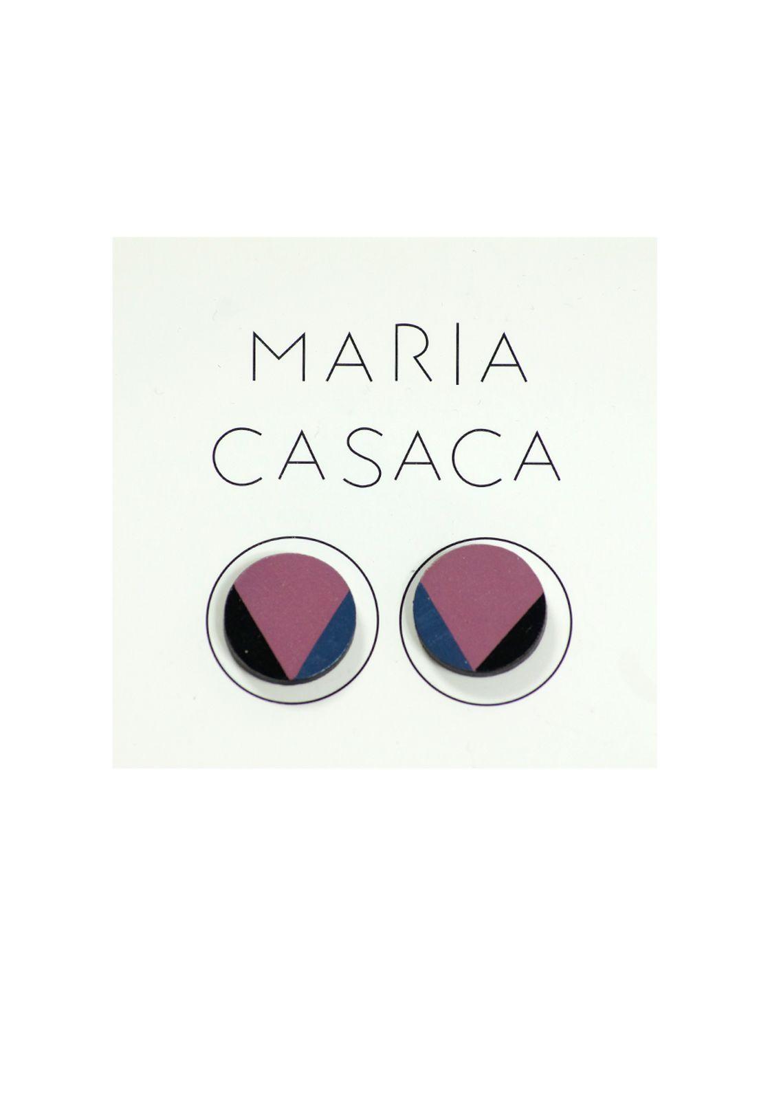 Maria Casaca · Aros cirilo berenjena