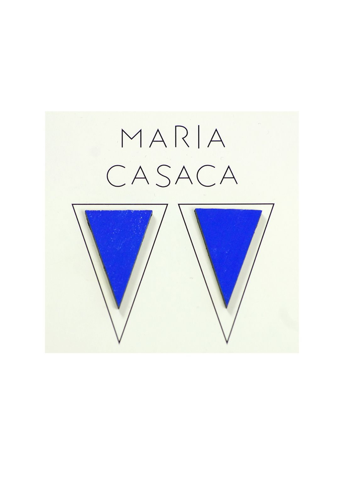 Maria Casaca · Aros avelinos azulino