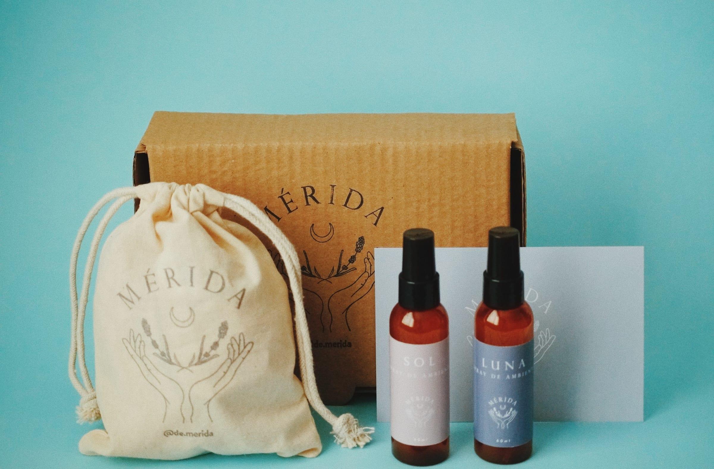 Happy Box Merida Spray Ambientales