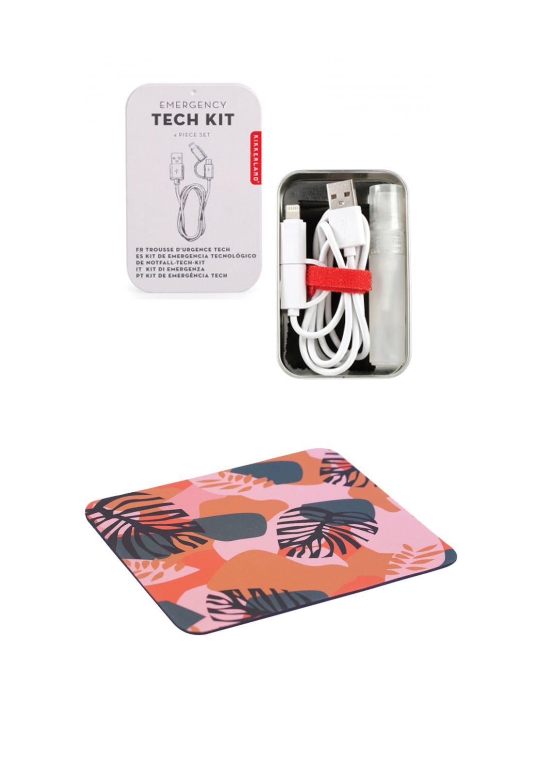Kit Tech + Mousepad A