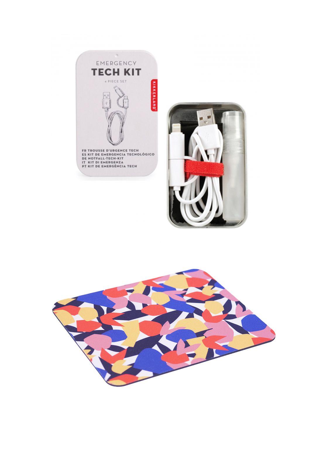 Kit Tech + Mousepad B