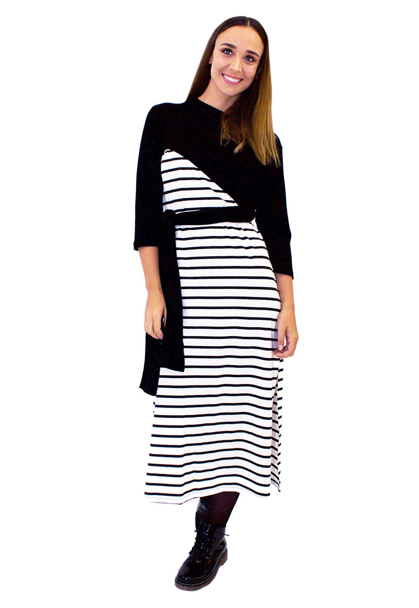 Vestido Doble Largo - Loreto Correa - Agrupa