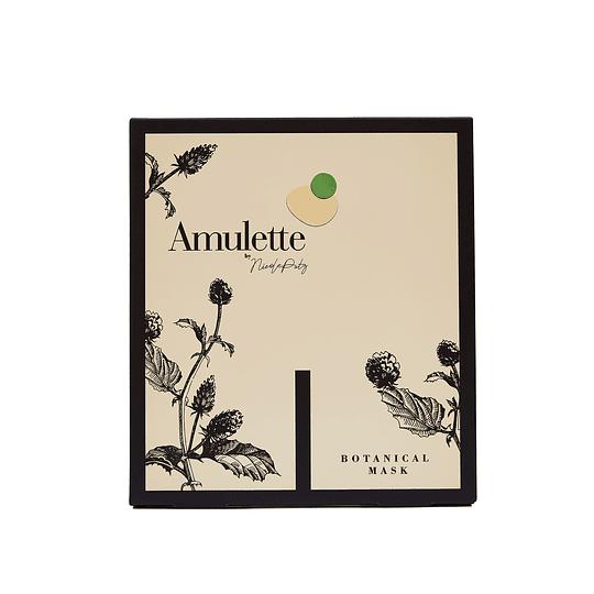 1 mascarilla botánica - Amulette