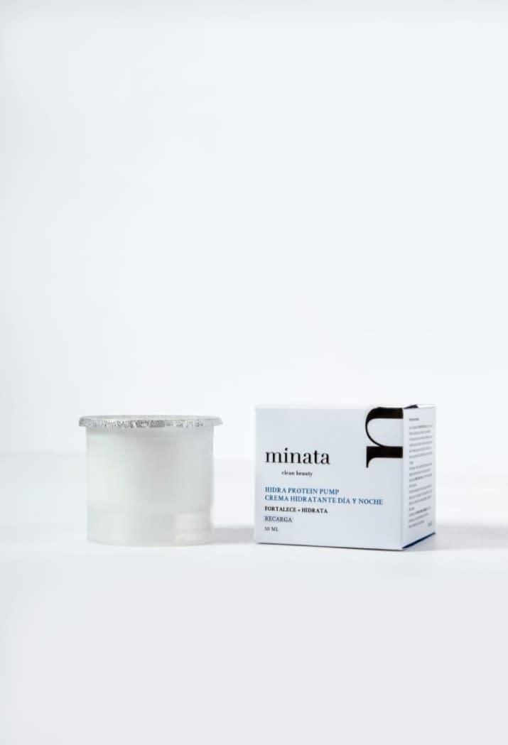 HIDRA PROTEIN PUMP RECARGA - MINATA