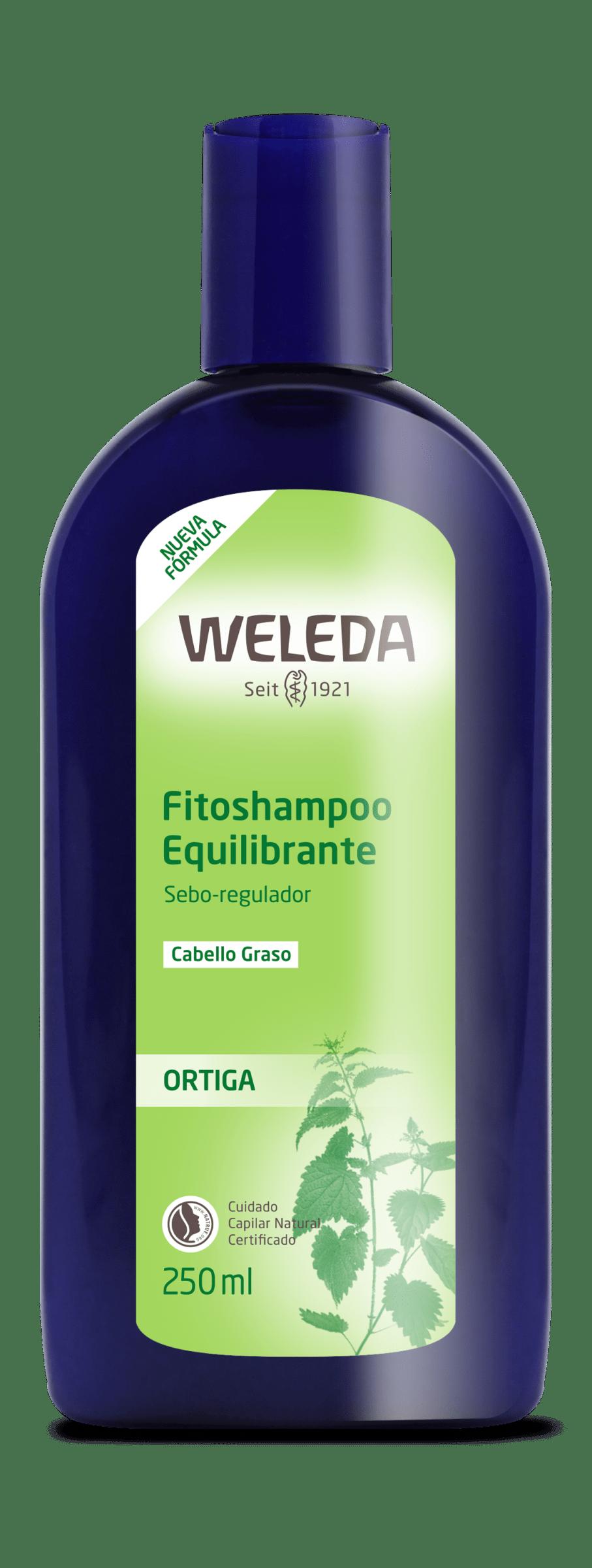 FITOSHAMPOO EQUILIBRANTE DE ORTIGA - WELEDA