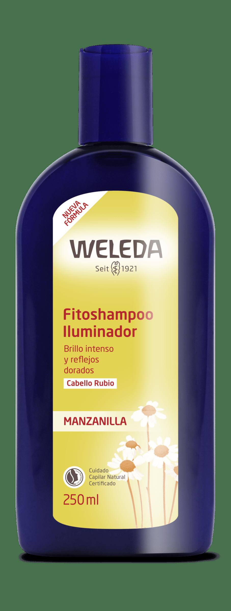 FITOSHAMPOO ILUMINADOR DE MANZANILLA - WELEDA