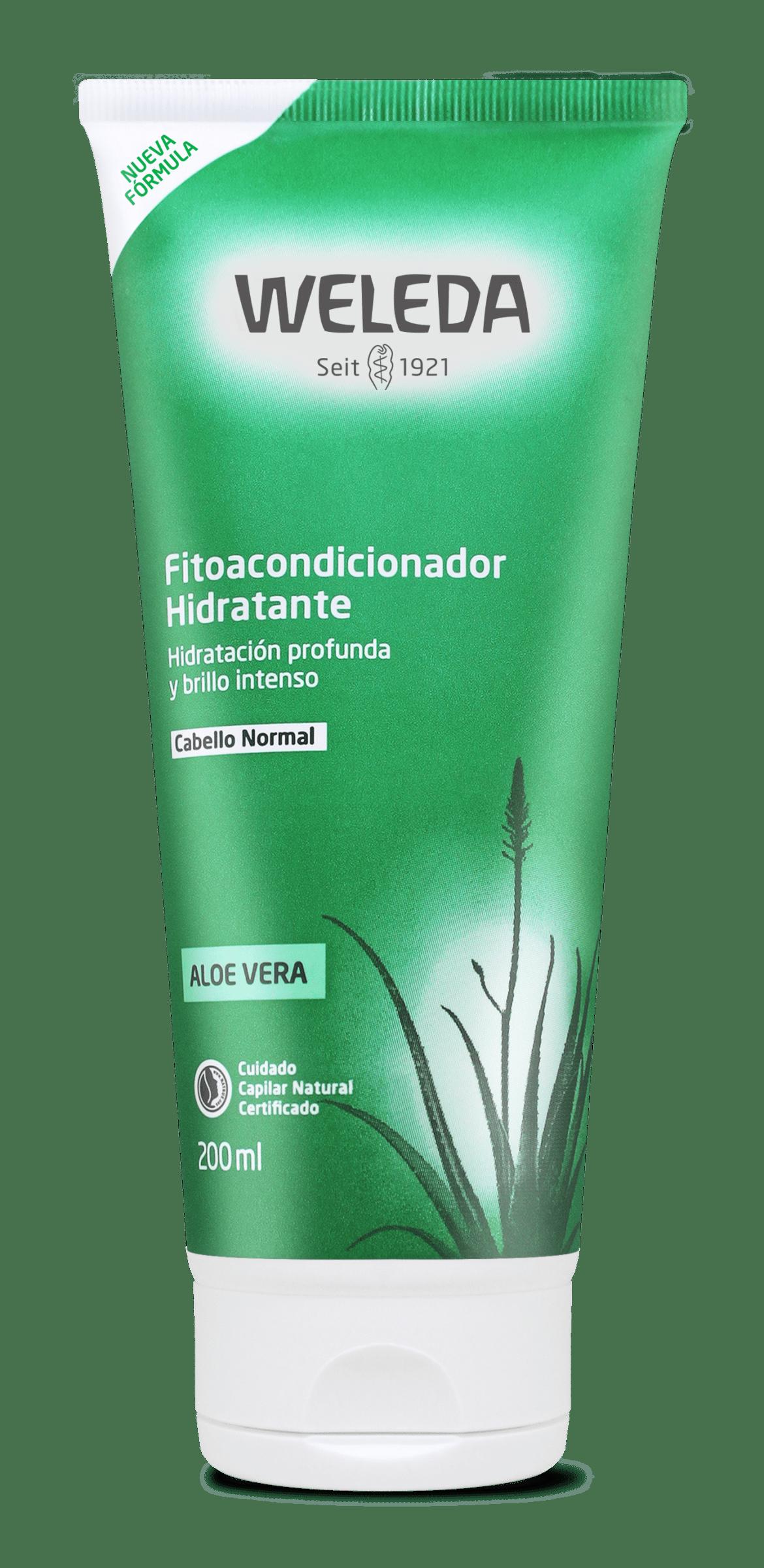 FITOACONDICIONADOR HIDRATANTE DE ALOE - WELEDA
