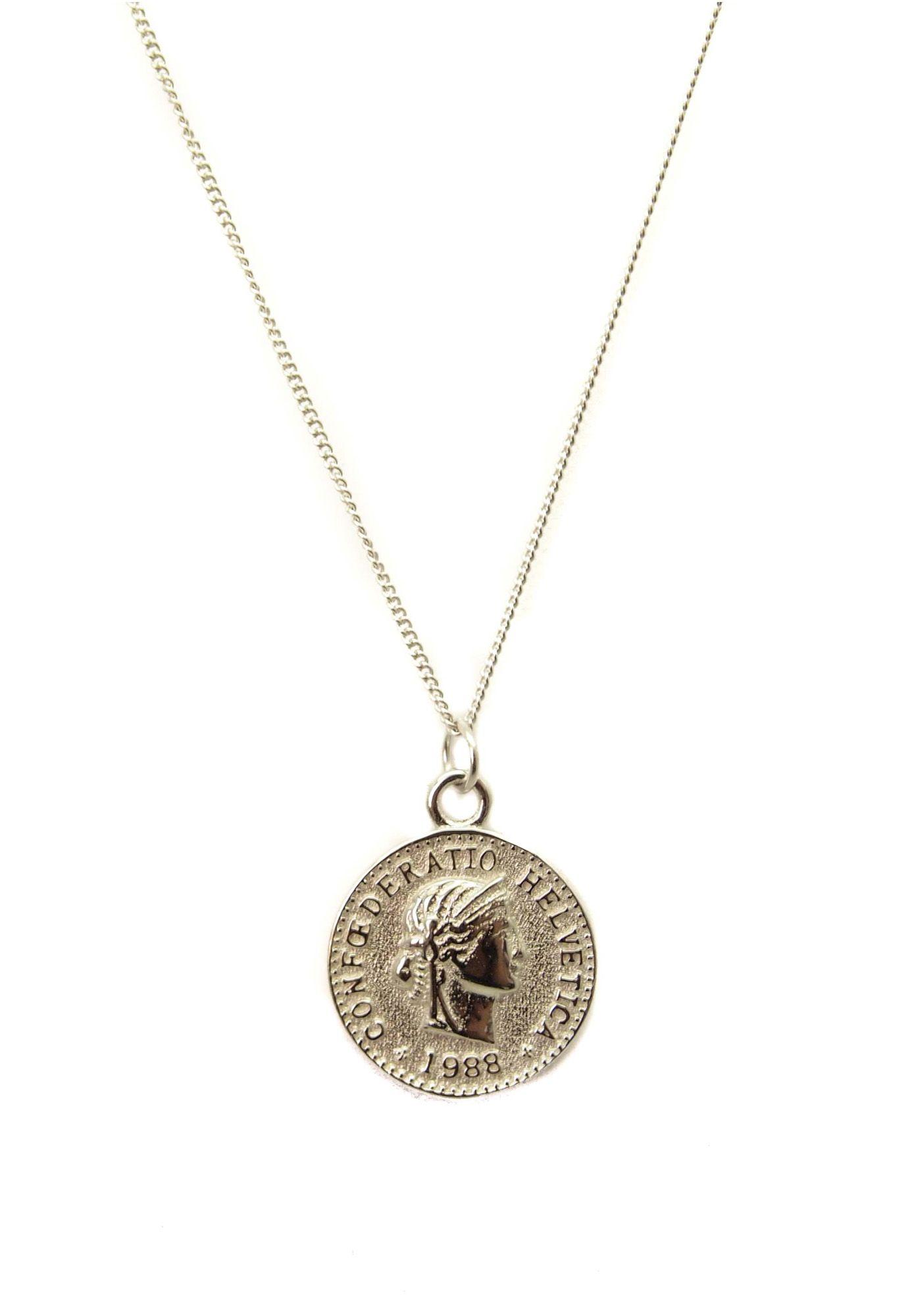 Medalla Helvetica - Musa Accesorios