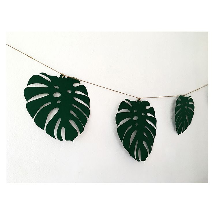 GUIRNALDA Monstera  Grande
