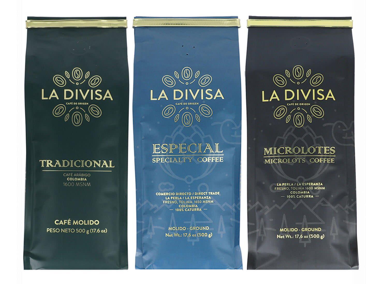 Pack 3 Cafés Trío Perfecto 500 g