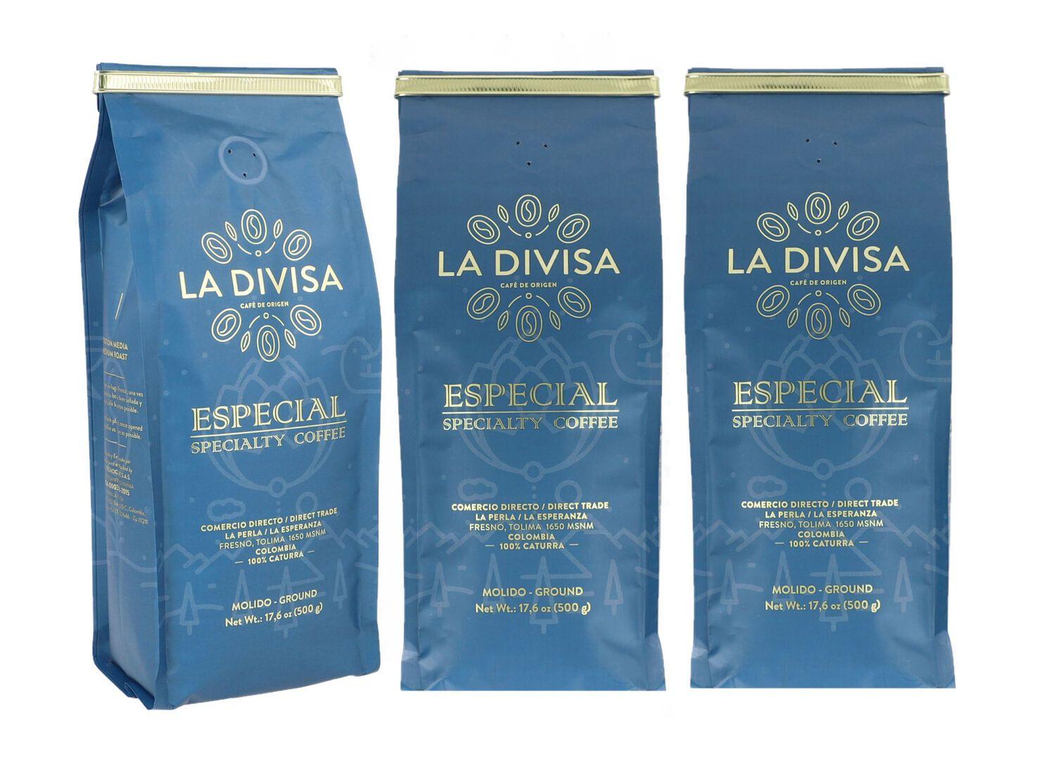 Pack Café 1.5 kg Especial Molido