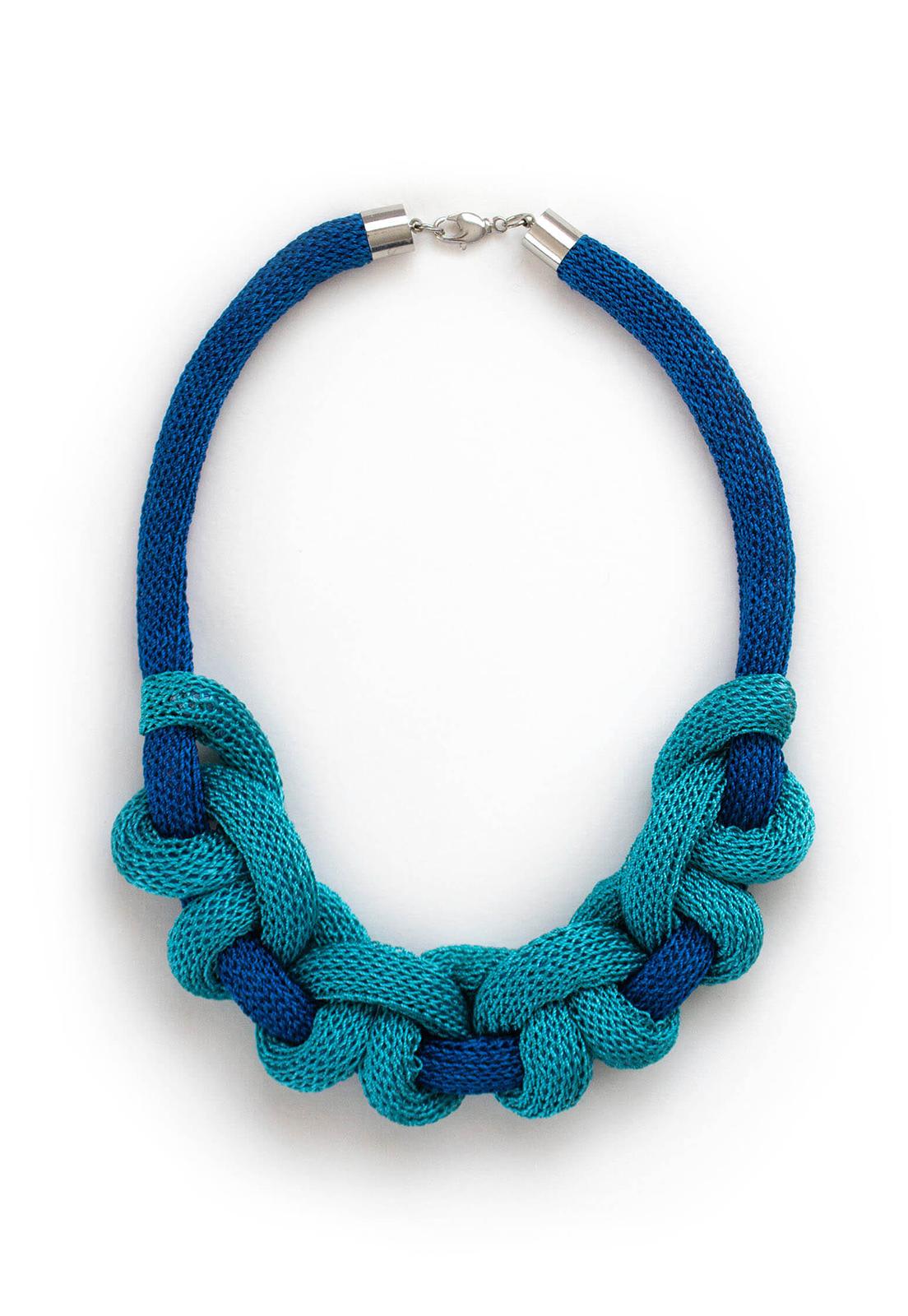 Collar Doris Azul / Turquesa
