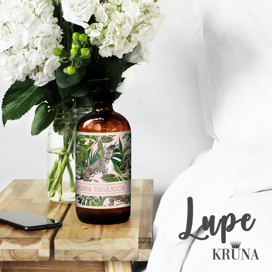 Crema orgánica Lupe