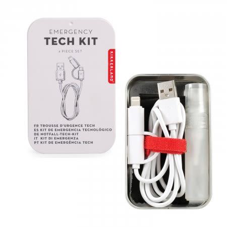 Cajita Emergency Tech Kit