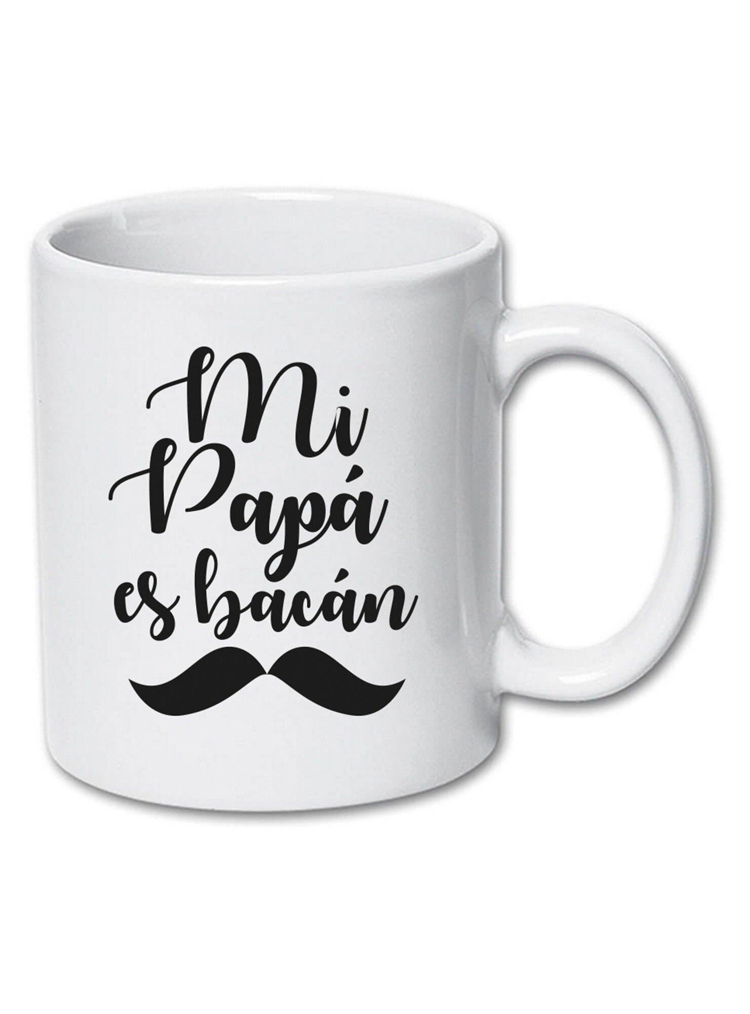 Tazón mi Papa es Bacan