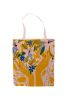 TOTEBAG HANDS AND FLOWERS