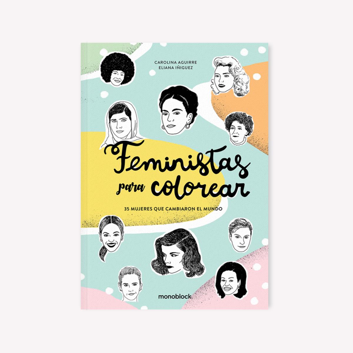 Feministas para Colorear - DECATALOGO