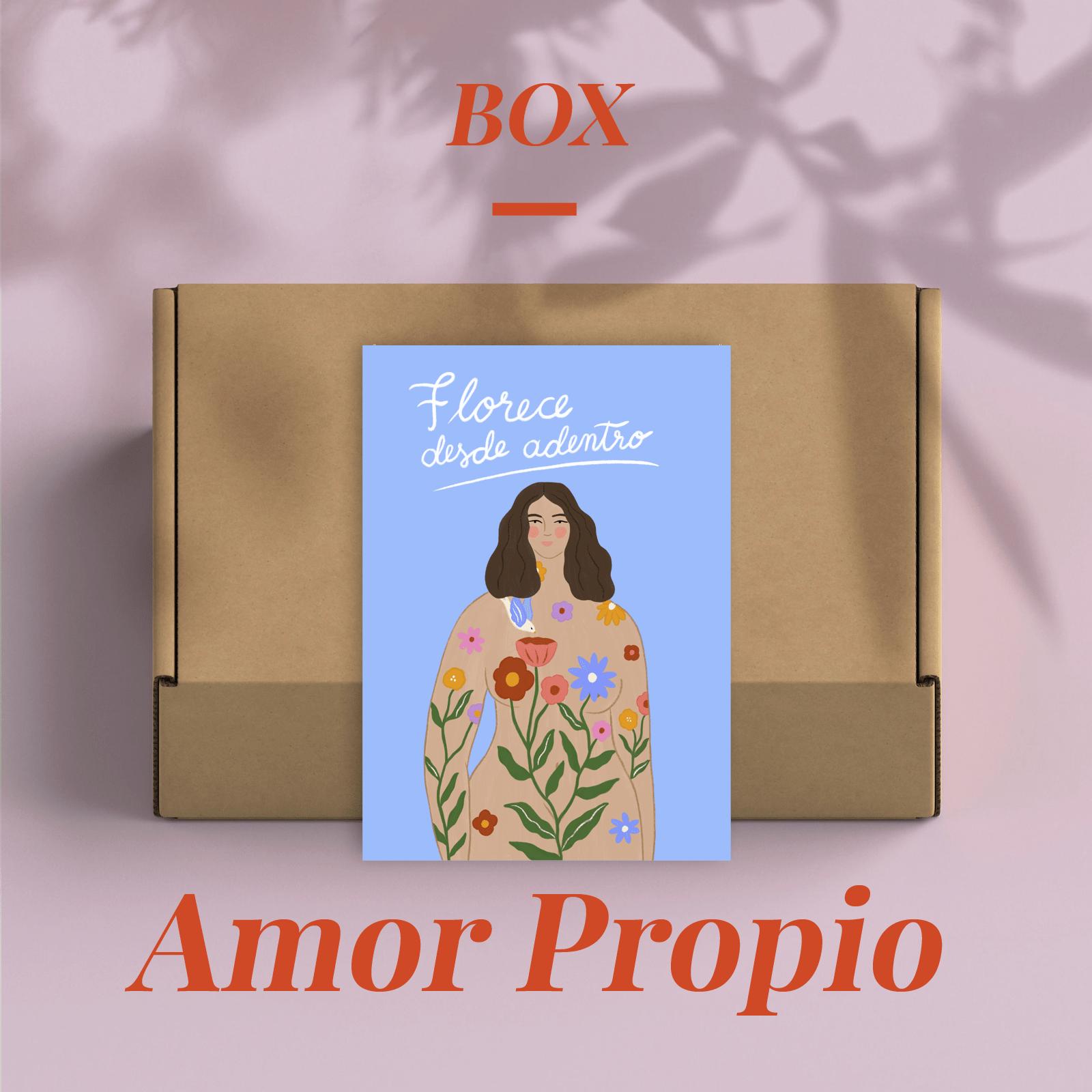 Box Amor Propio - Caja del Alma