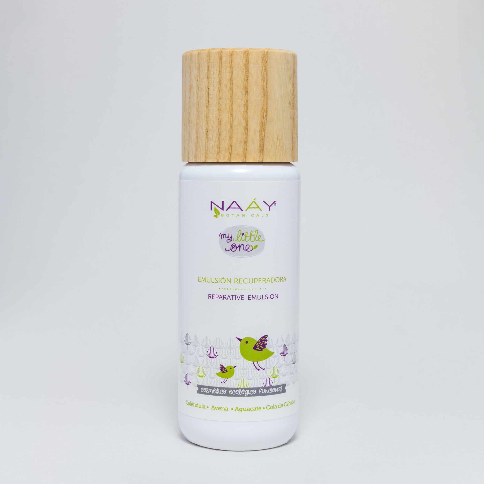 EMULSION RECUPERADORA 200 ml - Naay