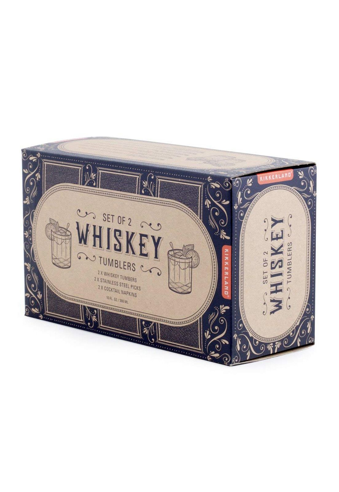 Set Whiskey Tumblers