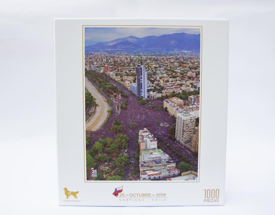 Puzzle Alameda 1000 Piezas