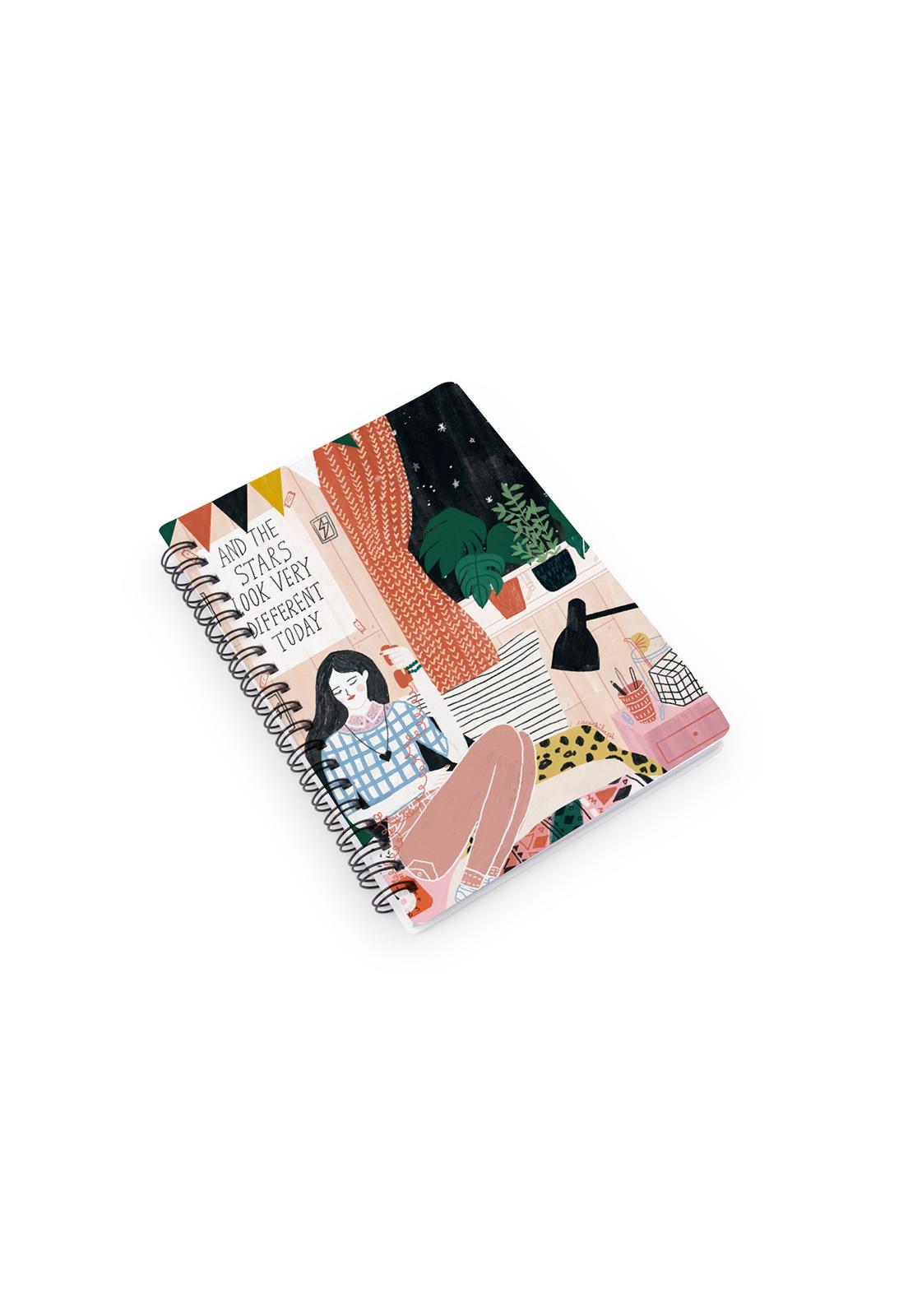 Cuaderno S Ni?a Pieza