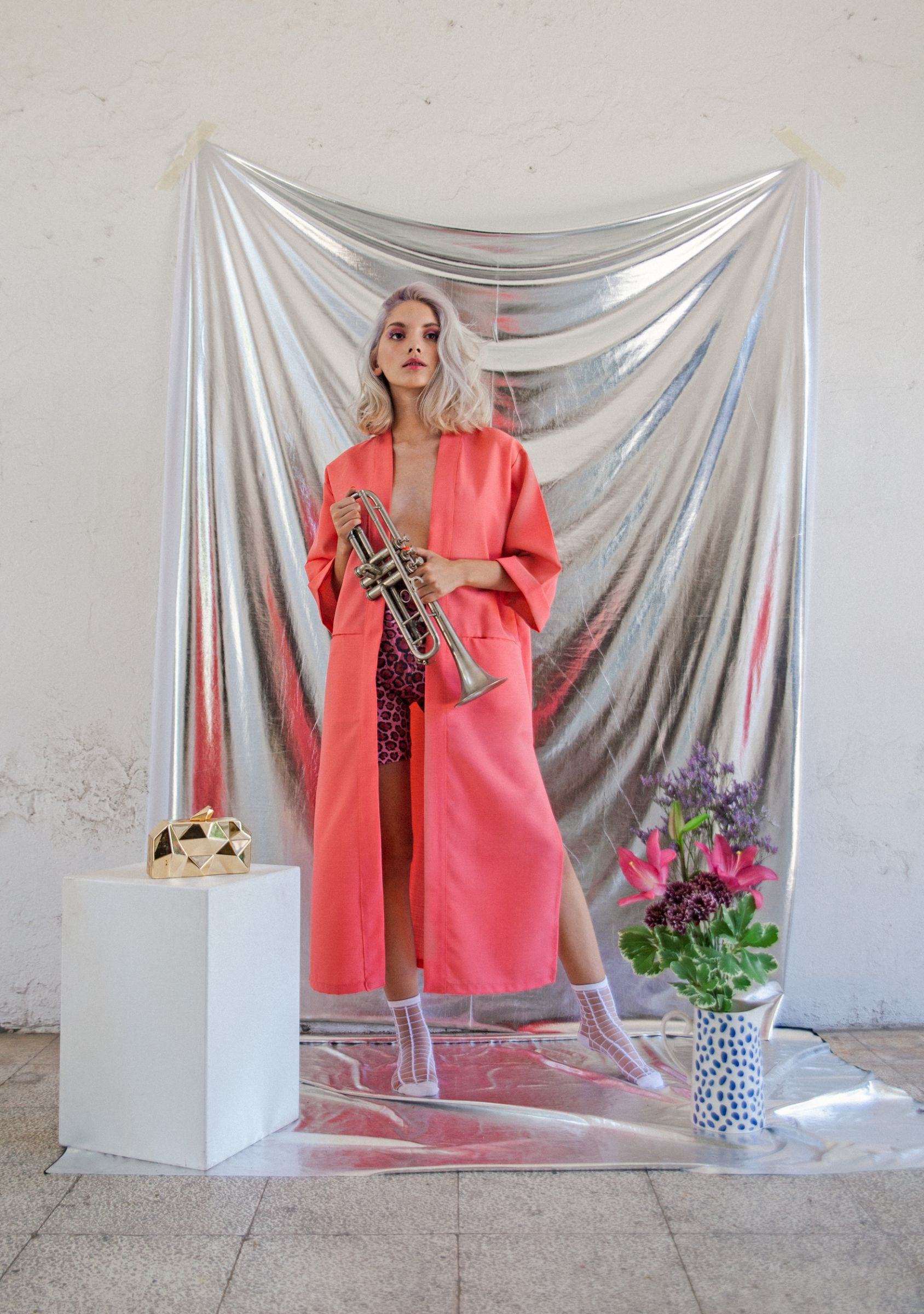 Kimono Long Sandia