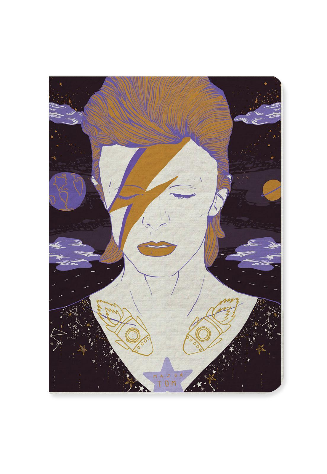 Libreta Bowie Night