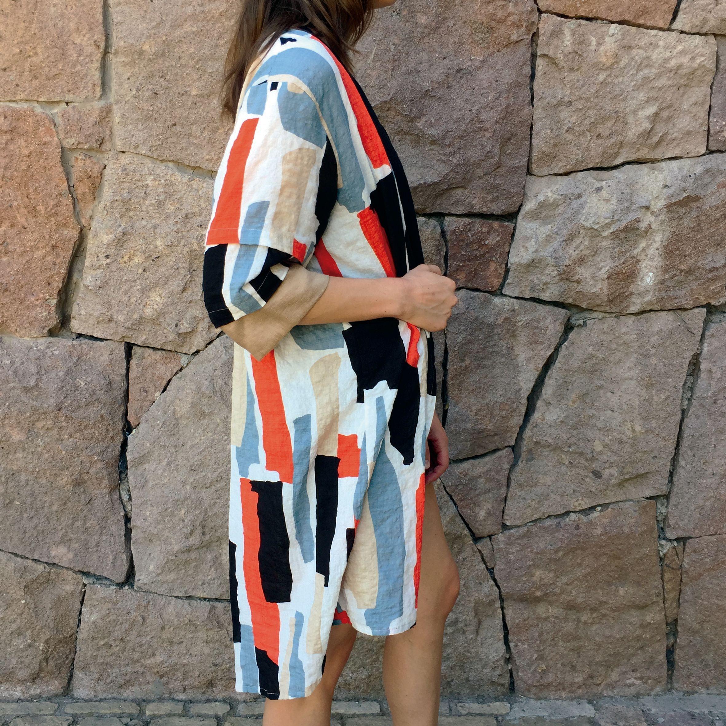 Kimono Brocha