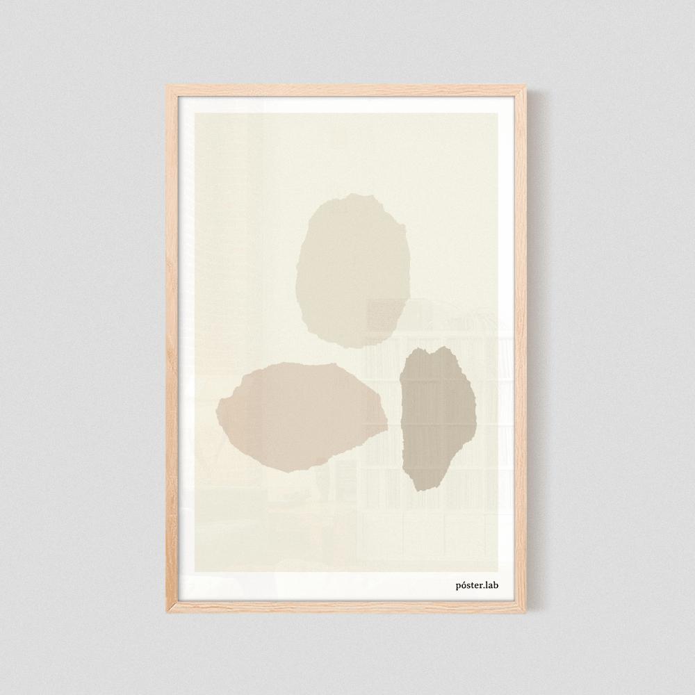 Cuadro Retazos #02 43x63 cm