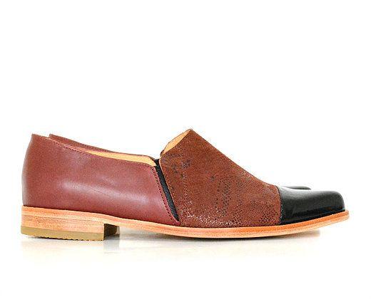 Zapato  Paul Rojo/Negro