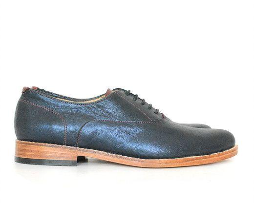 Zapato  Claudia azul