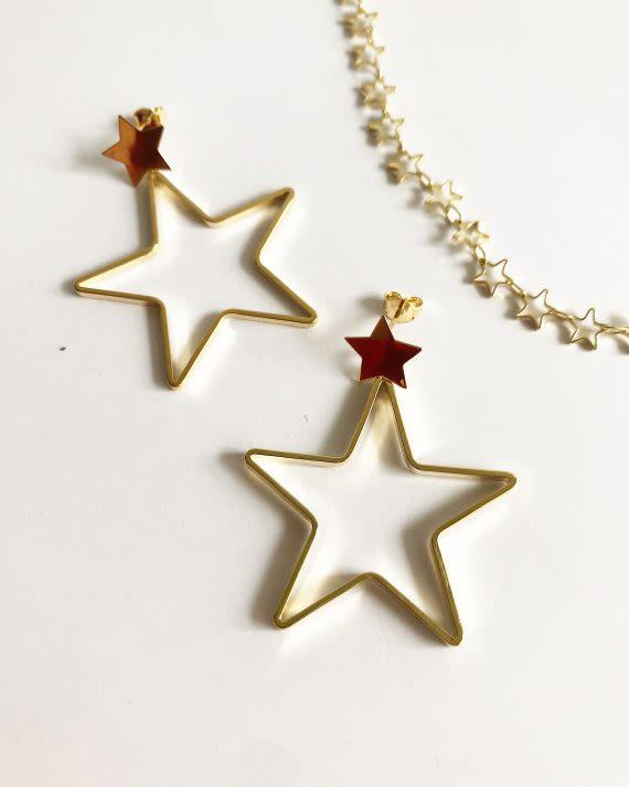 Aros estrellas