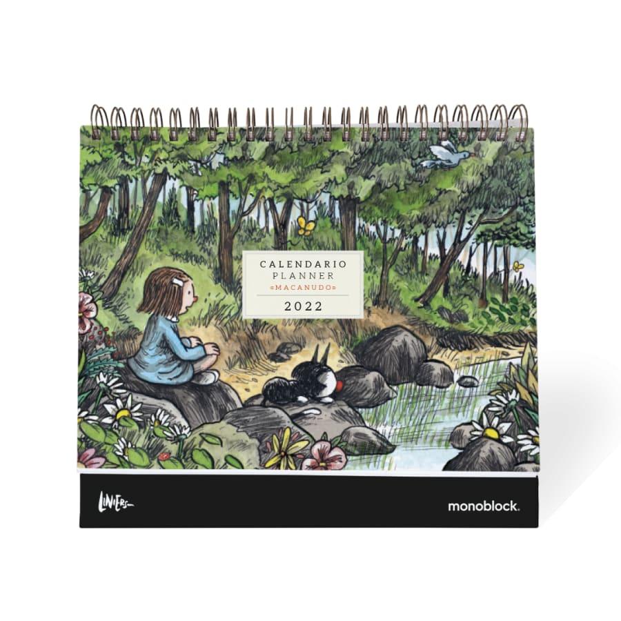 Calendario de Escritorio Macanudo