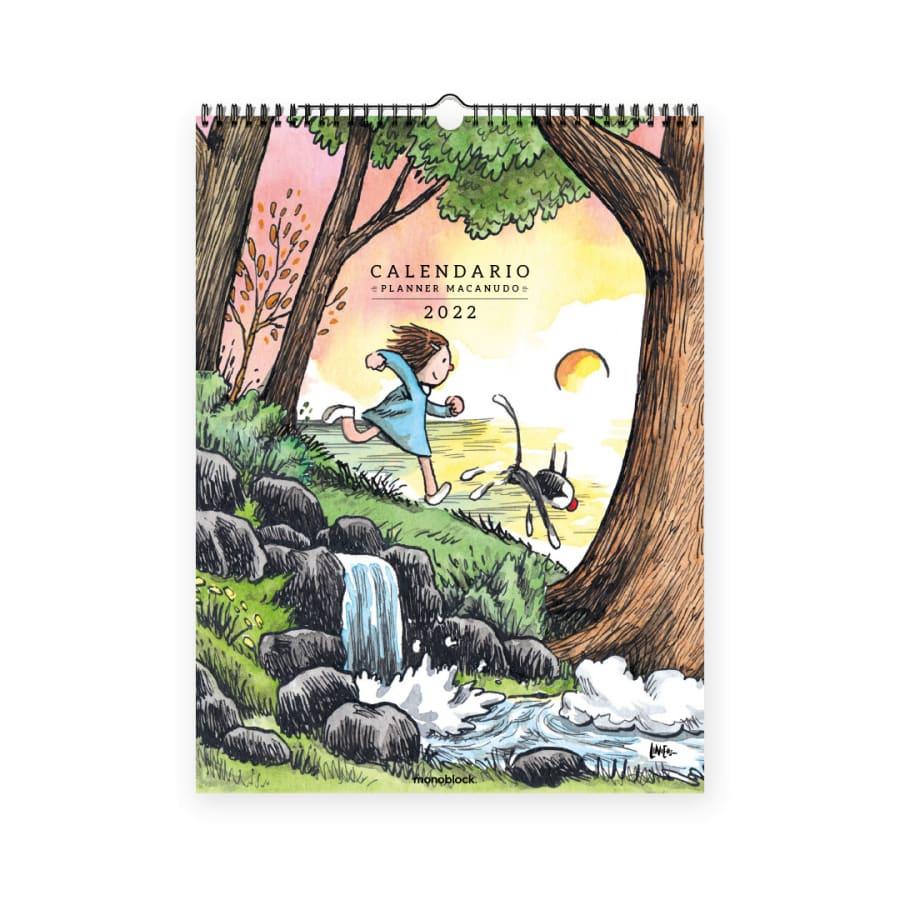 Calendario de Pared Macanudo