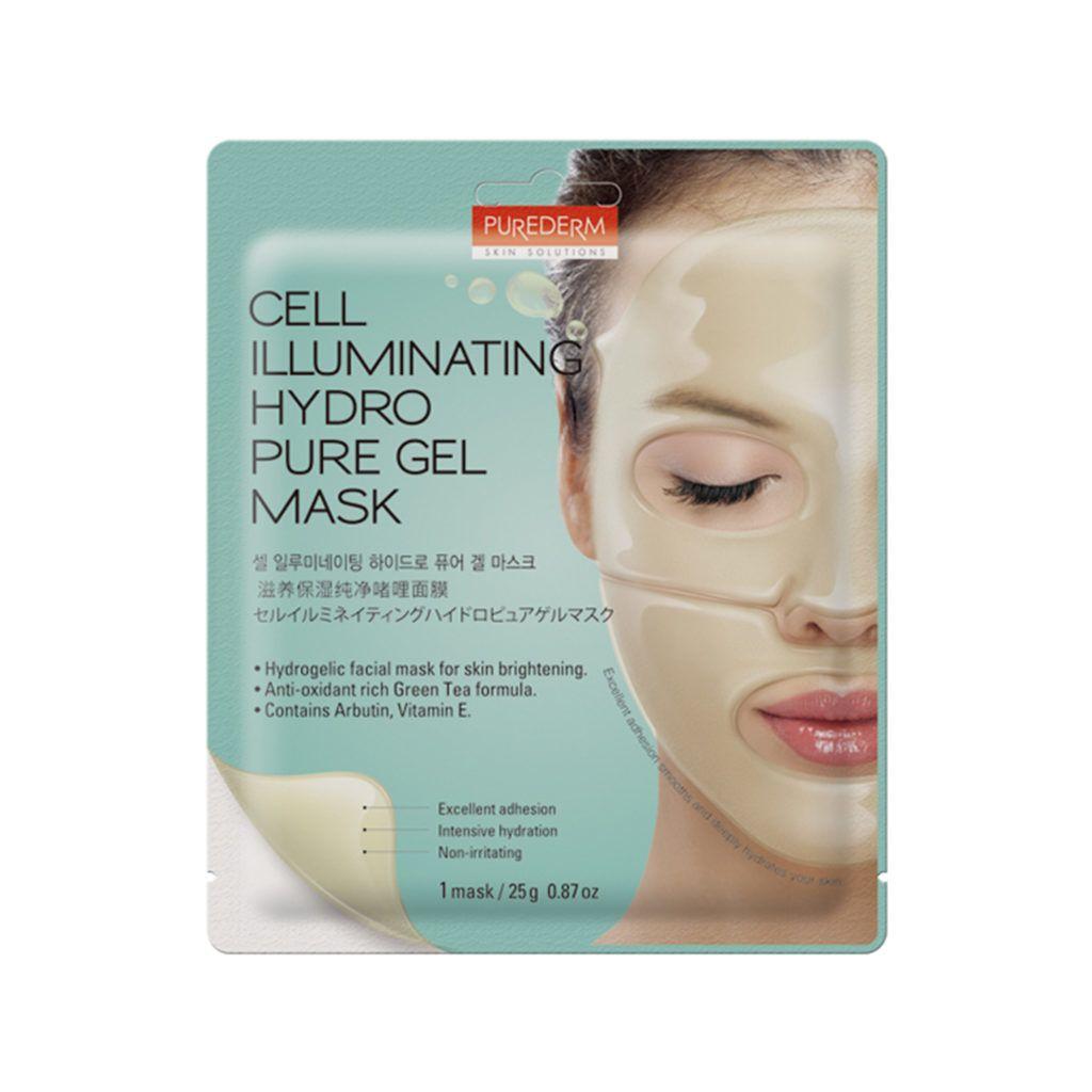 Cell Illuminating Hydro Pure Gel Mask
