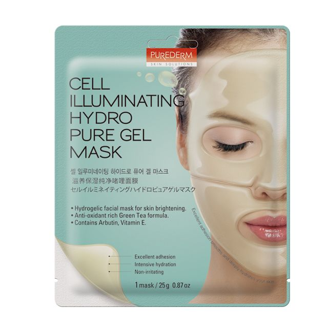 Cell Illuminating Hydro Pure Gel Mask