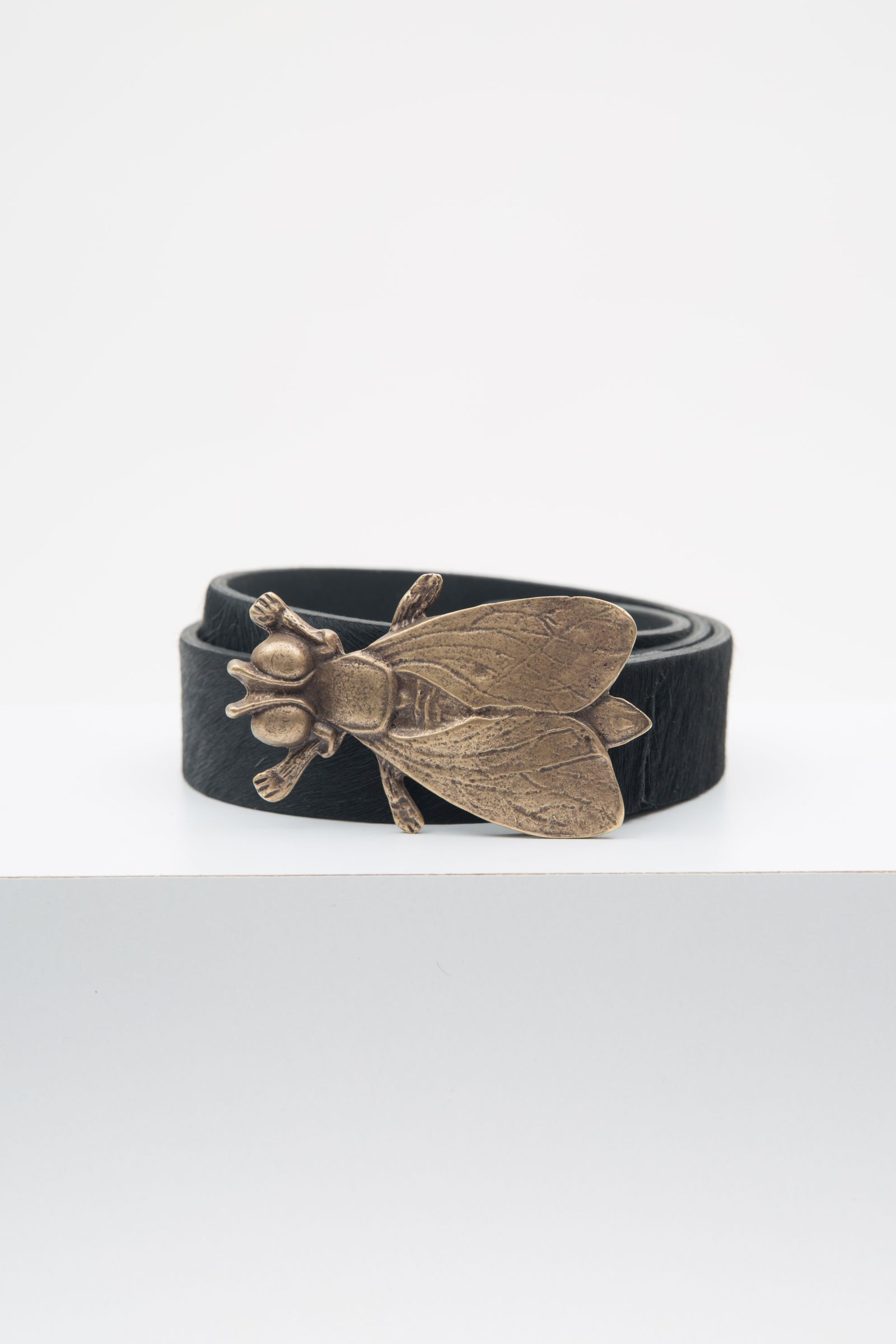 Cinturón Fly Pelo Negro