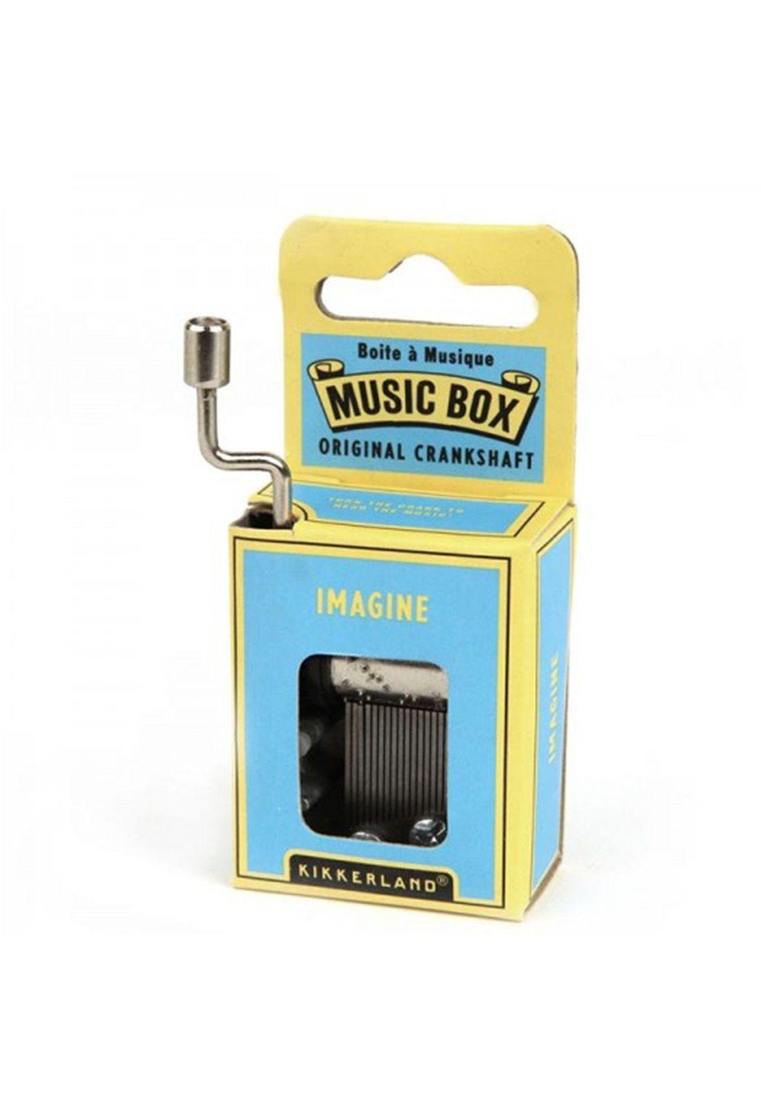 Caja Musical Imagine