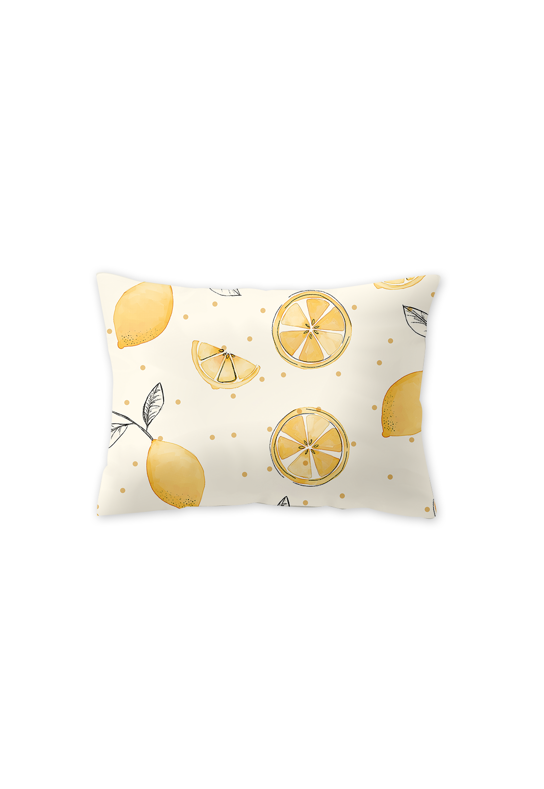 Mini Almohada Limones