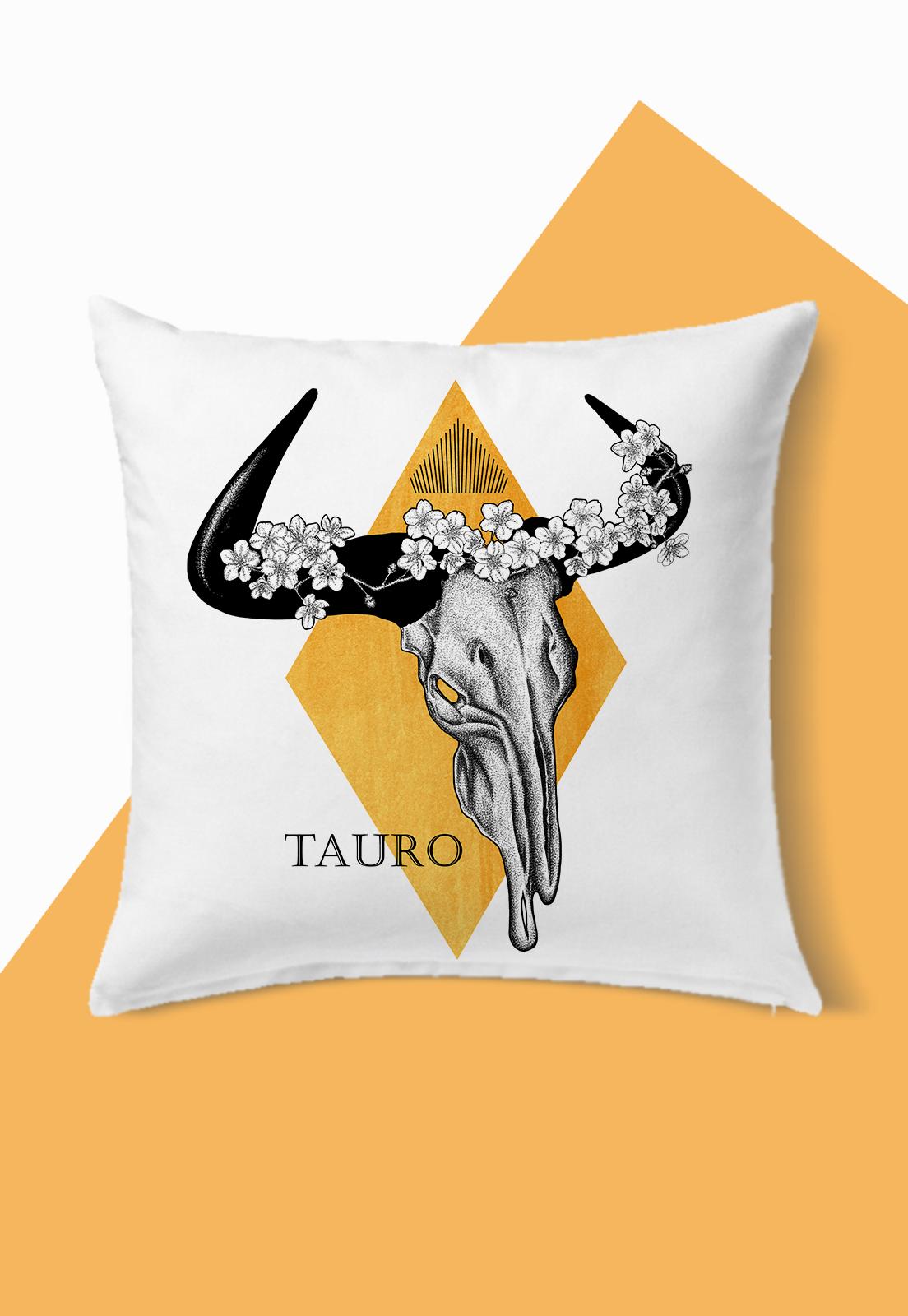 Cojin Zodiac Tauto