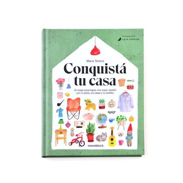 Libro Conquista tu Casa