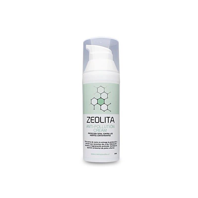 ZEOLITA ANTIPOLLUTION CREAM 50 ML