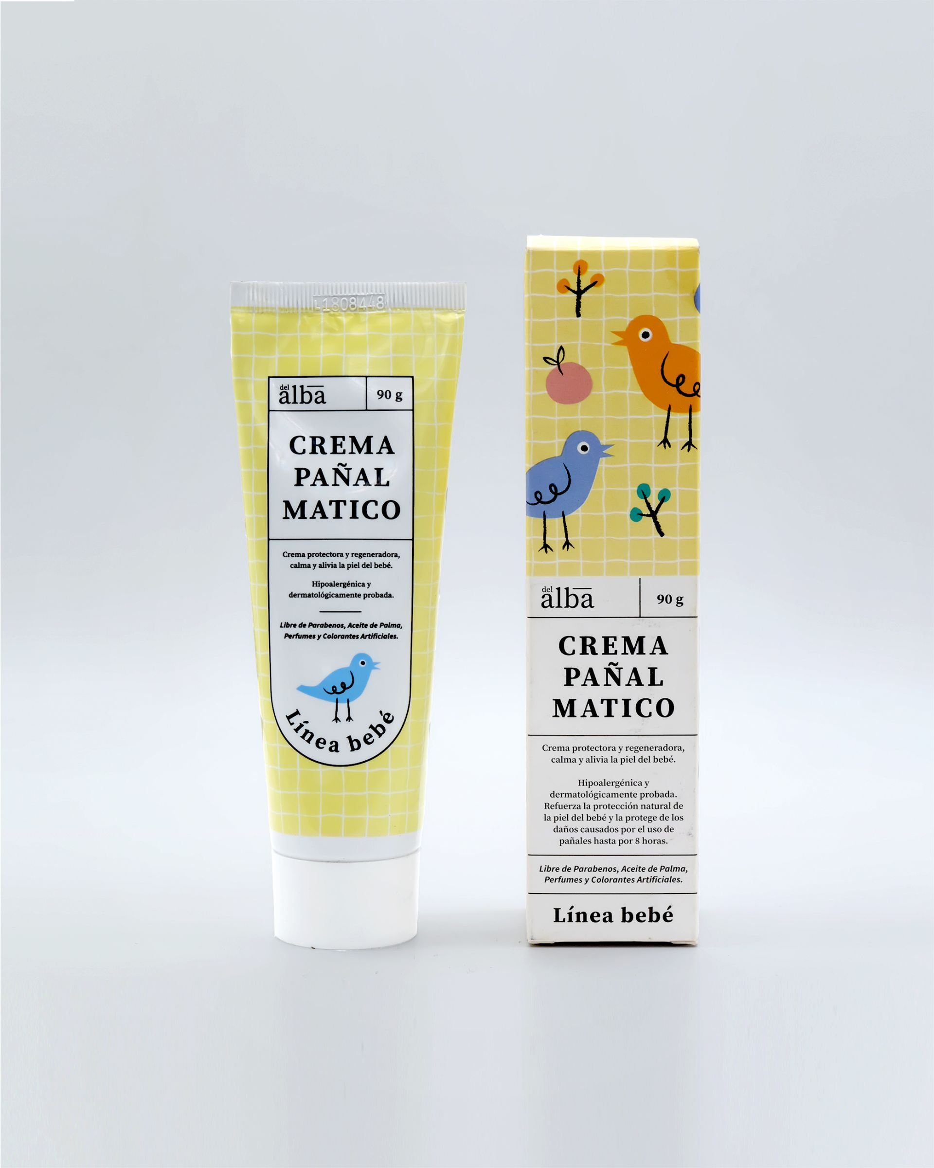 CREMA PAÑAL BEBÉ -  MATICO 90 gr