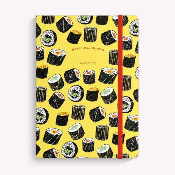Cuaderno Cosido Liso - Tokyo