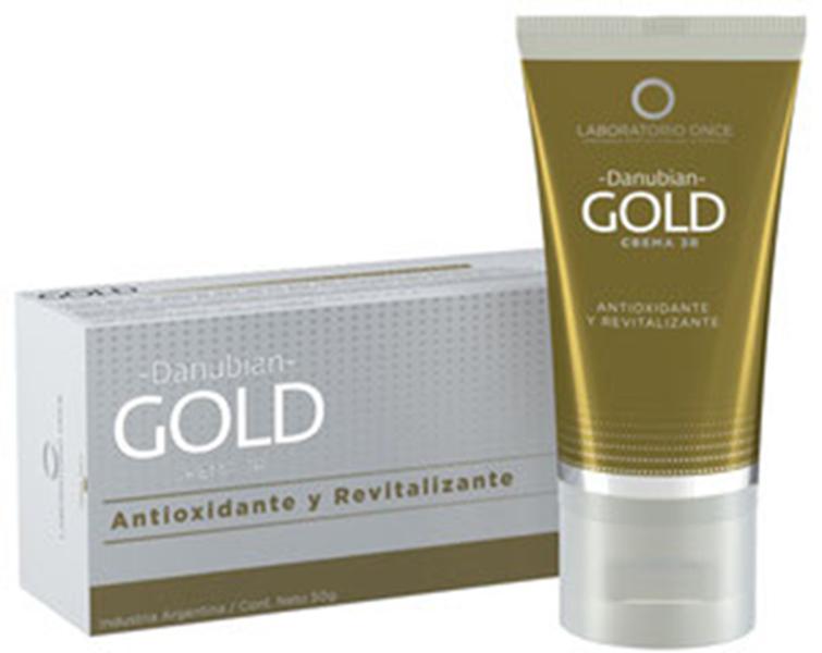 DANUBIAN GOLD 3R 50 GR - LABORATORIO ONCE