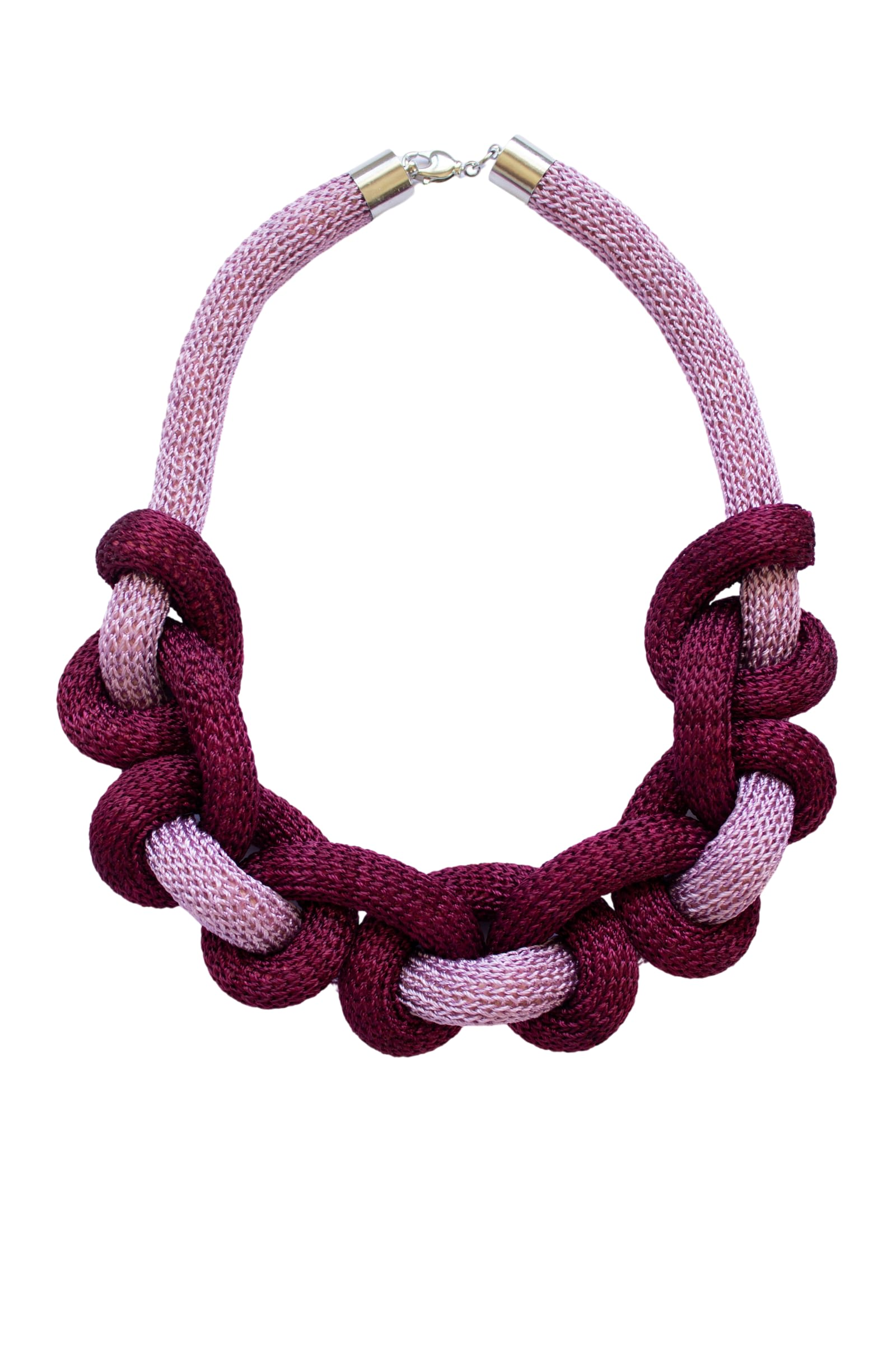 Collar Doris Rosa - Burdeo - Galga