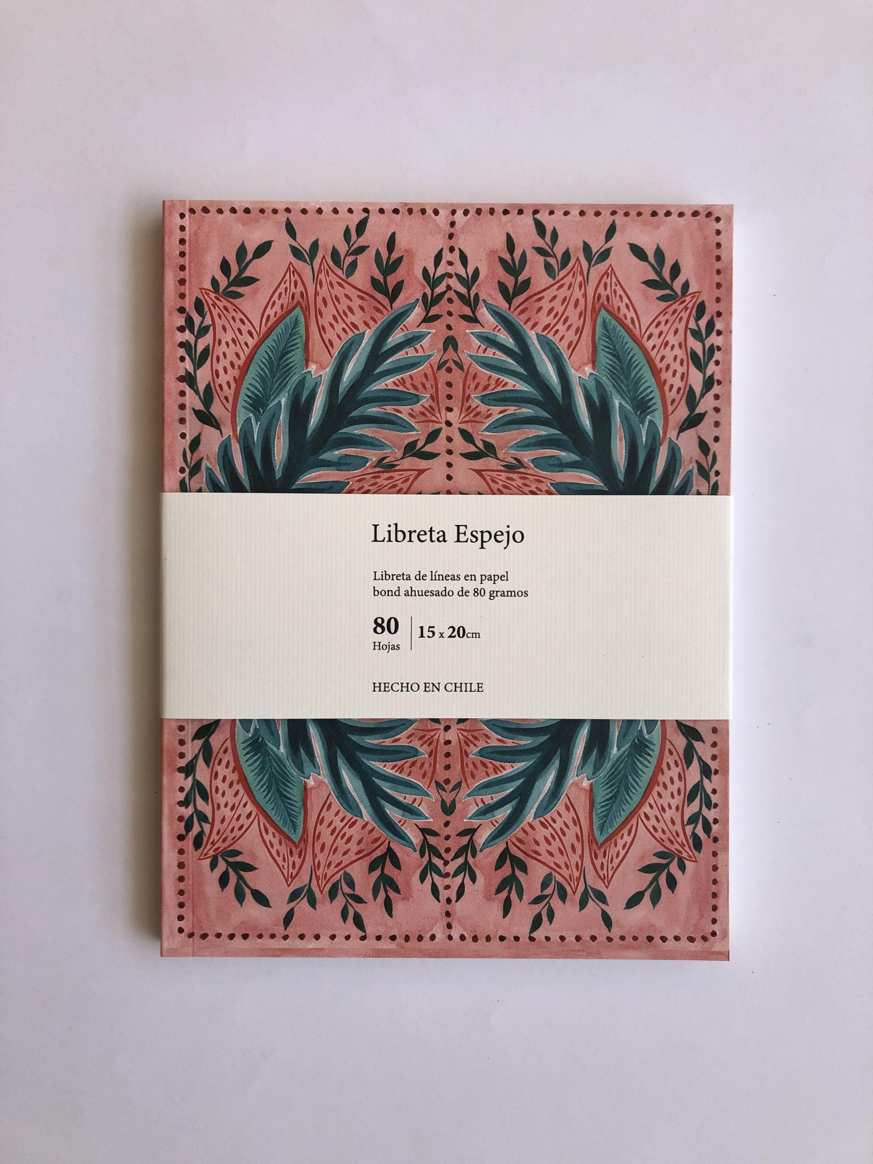 Cuaderno Espejo - Carmen Ilustra