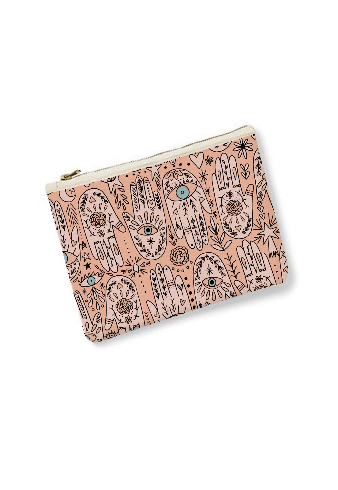 Estuche Palm Eye Peachy