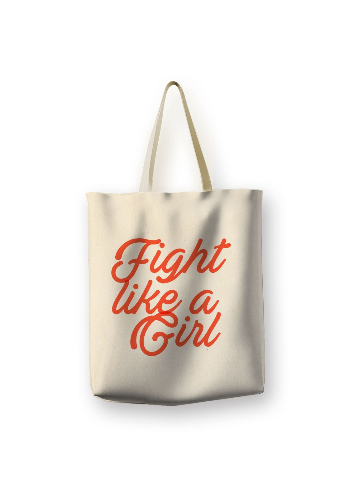 Tote Fight Like a Girl